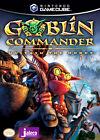 Goblin Commander (Nintendo GameCube, 2004, DVD-Box)