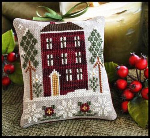Little House Needleworks-All Dolled Up Holiday Ornaments #1-12 or complete set
