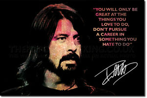 DAVE-GROHL-QUOTE-ART-PRINT-PHOTO-POSTER