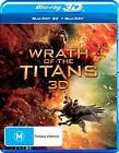 Wrath Of The Titans (Blu-ray, 2012, 2-Disc Set)