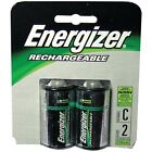 ENERGIZER NH35BP-2 RECHARGEABLE NIMH BATTERIES (C 2 PK; 2500 MAH). ENERGIZER NH35BP-2 RECHARGEABLE N... (DOBA361612)