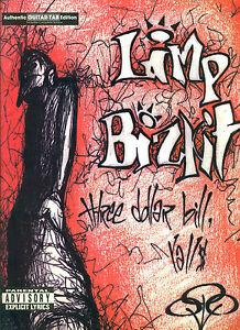 limp bizkit guitar tab: