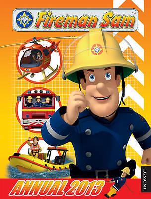 """""""AS NEW"""" Fireman Sam Annual 2013 (Annuals 2013), , Book"""