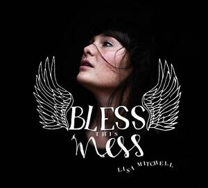 Lisa-Mitchell-039-Bless-This-Mess-039-NEW-CD-SEALED