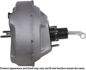 Reman Power Brake Booster W/O Master Cyl. Cardone Industries 54-74201