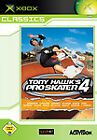 Tony Hawk's Pro Skater 4 (Microsoft Xbox, 2003, DVD-Box)