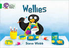 Wellies: Band 05/Green by HarperCollins Publishers (Paperback, 2012)