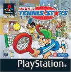 World Tennis Stars (Sony PlayStation 1, 2004)