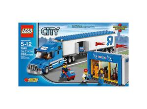 Lego City Toys R Us Truck 7848 Ebay