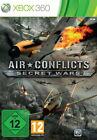 Air Conflicts: Secret Wars (Microsoft Xbox 360, 2011, DVD-Box)
