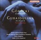 Górecki: Miserere; Gubaidulina: Alleluja (1997)