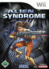Alien Syndrome (Nintendo Wii, 2007, DVD-Box)