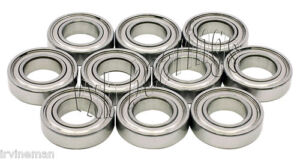 10-Fishing-Reel-Bearings-4x10-Stainless-4x10x4-Shielded