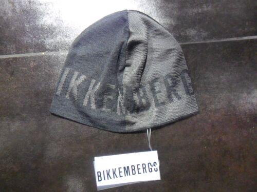 10150 MJ BIKKEMBERGS CAPPELLO CAP ZUCCOTTO CUFFIA UOMO DONNA UNISEX