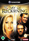 WWE Day Of Reckoning (Nintendo GameCube, 2004, DVD-Box)