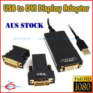 Uga multi display adapter