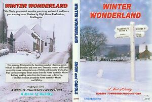 2017  WHITBY Winter Wonderland snow scenes in Yorkshire dvd - North East, United Kingdom - 2017  WHITBY Winter Wonderland snow scenes in Yorkshire dvd - North East, United Kingdom