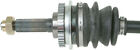 CV Axle Shaft-New Constant Velocity Drive Axle Front Right Cardone 66-1304