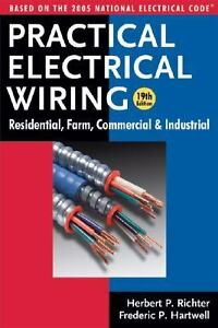 Excellent Practical Electrical Wiring Residential Farm Commercial And Wiring Database Ittabxeroyuccorg