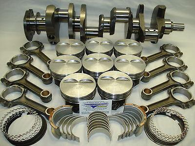 SBC 383 Stoker Master Engine Kit 2pc Seal, BALANCED Rotating Assembly, Cam Kit,