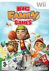 Big Family Games (Nintendo Wii, 2009, DVD-Box)