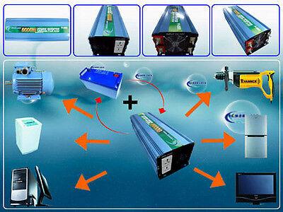 16000w peak 8000w Power Inverter DC 12V to AC 220V 60Hz