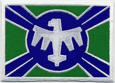 Starship Troopers Federal Flag Iron-On Patch