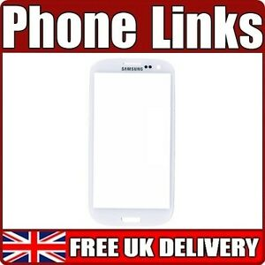 Genuine-Original-Samsung-Galaxy-S3-i9300-White-Front-Glass-Replacement-UK-Seller