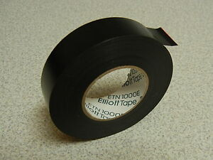 elliott tape etn1000e pvc tape factory wire harness wrap. Black Bedroom Furniture Sets. Home Design Ideas