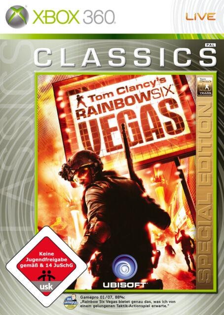 Tom Clancy´s Rainbow Six Vegas Classics für Xbox 360