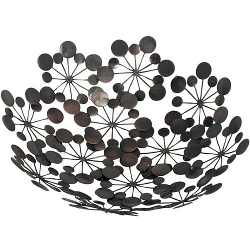 Recycled Metal Decorative Bowls from India Fair Trade Multiple Designs!!!