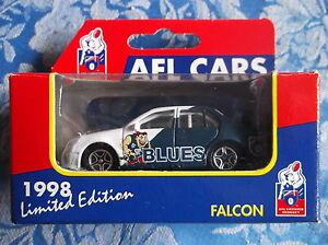 Matchbox Afl Cars Carlton Blues Ford Falcon Ebay