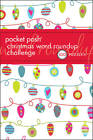 Pocket Posh Christmas Word Roundup Challenge: 100 Puzzles by The Puzzle Society (Paperback, 2012)