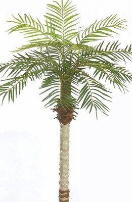 ARTIFICIAL 5' PHOENIX PALM TREE PLANT SILK BUSH POOL PATIO ARRANGEMENT DATE SAGO