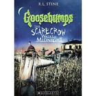 Goosebumps - The Scarecrow Walks at Midnight (DVD, 2009, Checkpoint Sensormatic Pan and Scan)
