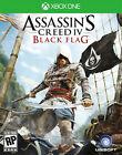 Assassin's Creed IV: Black Flag (Microsoft Xbox One, 2013)