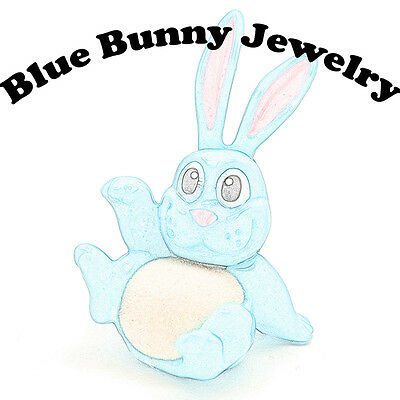 Blue Bunny Jewelry