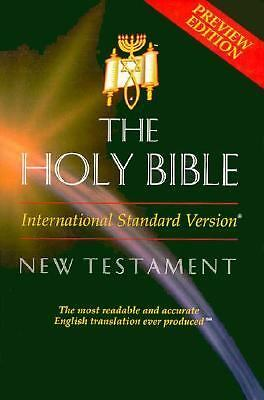 The International Standard Version New Testament by Foundation, The Learn