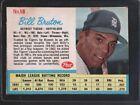 1962 Post Bill Bruton #18 Baseball Card