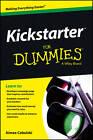 Kickstarter For Dummies by Amiee Cebulski (Paperback, 2013)