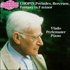 Frederic Chopin - Chopin: Preludes; Berceuse; Fantasy in F minor (2004)