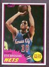 1981 Topps Otis Birdsong #17 Basketball Card