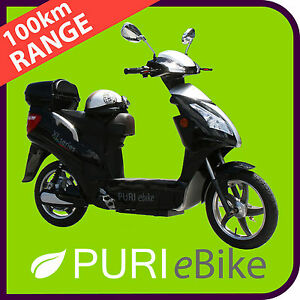 New-Genuine-48V20Ah-PURI-eBike-XL-100KM-Range-Electric-Motorised-Bicycle-Scooter