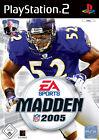 Madden NFL 2005 (Sony PlayStation 2, 2004, DVD-Box)