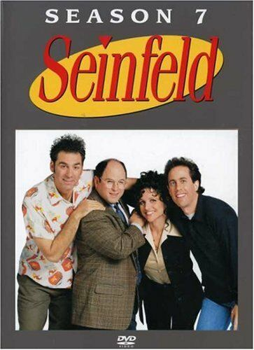 Seinfeld: The Complete Seventh Season DVD Region 1, NTSC