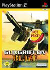 GunGriffon Blaze (Sony PlayStation 2, 2002, DVD-Box)