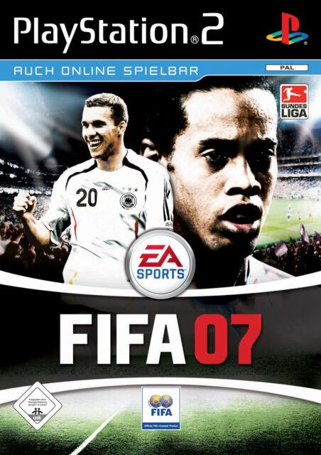 FIFA 07 (Sony PlayStation 2,DVD-Box)