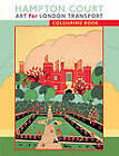 Hampton Court Art for London Transport by Pomegranate Communications Inc,US (Paperback, 2012)