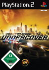 Need For Speed: Undercover (Sony PlayStation 2, 2008, DVD-Box)