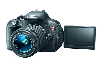 Canon Rebel T5i Digital SLR Camera and 18-55mm EF-S IS STM Lens Kit Brand New!